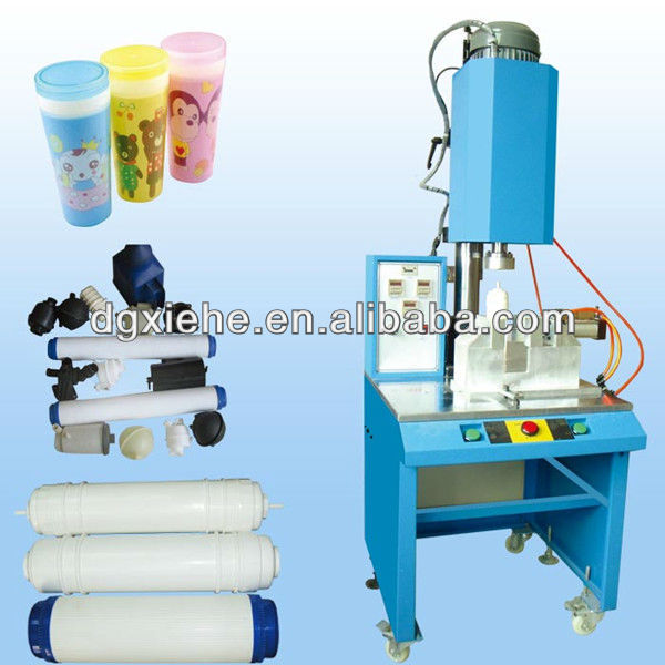 Circle Plastic Product Rotary Welding Machine