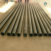 Ultro high molecular weight pe material sand/stone/water/slurry mine pipe