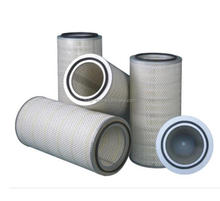 99.99% Filter efficiency air purifier cylindrical hepa filter