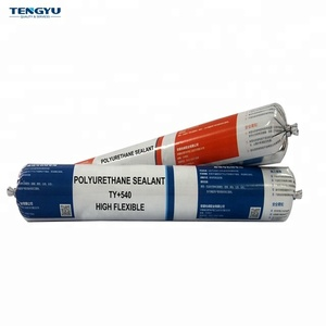 One component fast surface tack free polyurethane glue adhesive PU sealant for bonding/sealing glasses, plastics, metals..