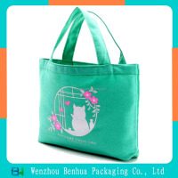 Recycled Fashion Beach Canvas Cotton Bag