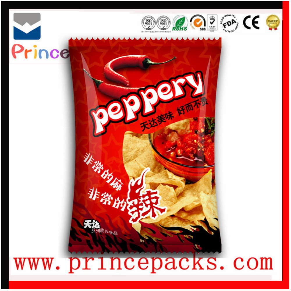 flexible or soft packaging materials/oker plastic sealed bags