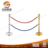 China Manufacture Warning Post Stanchions Hotel Barriers For Guardrail