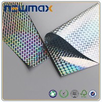 Self adhesive holographic film & Holographic Thermal Laminating Film