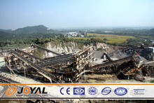 coal crushing preparation plant