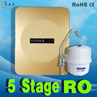 China factory compatible price OEM5 Stage Reverse Osmosis Water Purifer