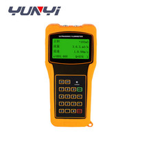 High quality portable Handheld Ultrasonic water flow meter