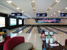 Used Brunswick & AMF Bowling Equipment 6L Bowling Lanes