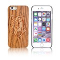 Low Price And moq Volume Key Design Wood Mobile Phone Cover