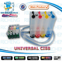 new product in 2015! universal ciss empty ink tank for printer supply