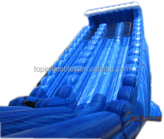 High quality Commercial inflatable water slides