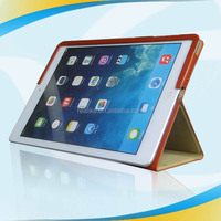 Cheap and good quality leather compendium for ipad air case
