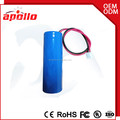 lithium ion battery rechargeable high performance 3.7v 2500mah li polymer battery