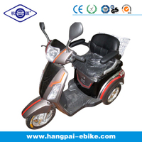2015 new model electric charging tricycle/trike/ 3 wheels bike for adults(HP-E130)