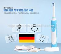 2016 children's toothbrush rotation oscillation toothbrush best electric toothbrush brand