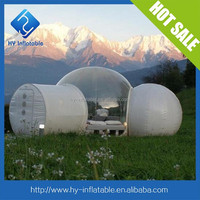 Inflatable Clear Bubble Lodge Camping Igloo