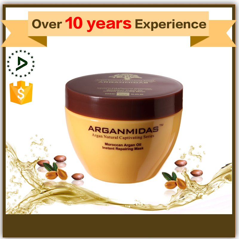 2016 best selling hot steam hair mask olive essence hair mask for repairing