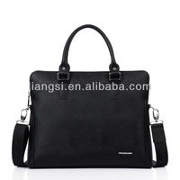 Famous brand black laptop bags wholesale 2013