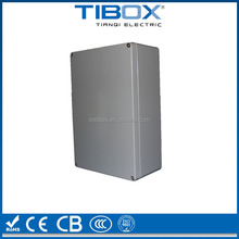 Electrical junction box aluminum enclosure