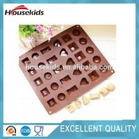 Professional Candy Molds Silicone with CE certificate