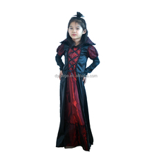 Luxury vampire witches cosplay costume dress