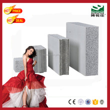 New building material Waterproof EPS Concrete Lightweight Sandwich Blocks wall panel with cheap Price