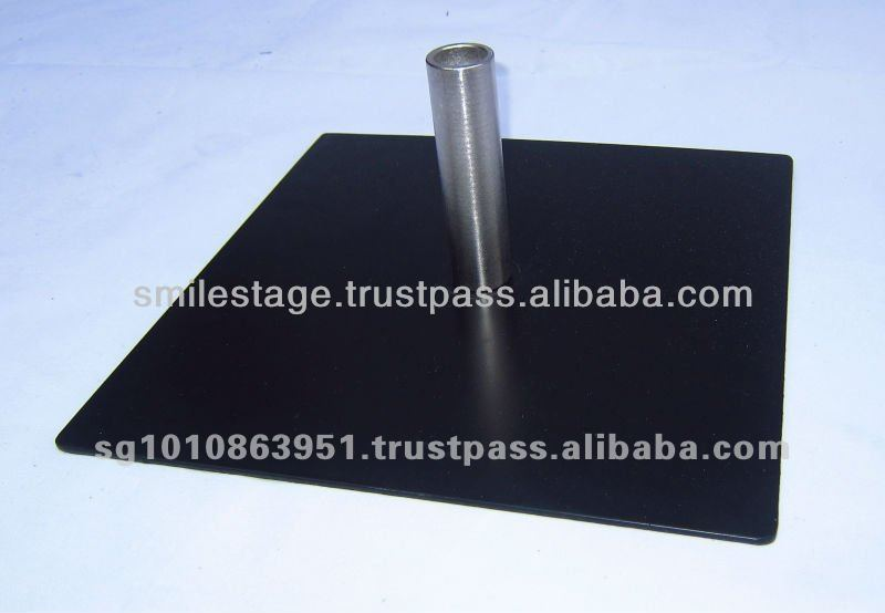 2013 RK Promotion about pipe and drape- Base plate