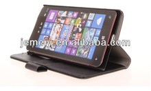 For Nokia lumia 1520 PU Leather Wallet Case