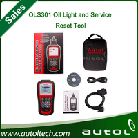 Autel MaxiService OLS301 Can most Asian, American and European vehicles without using the OEM scan tool