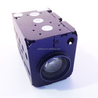800tvl full screen OSD HD zoom camera module with 22x 27x 30x optical focus