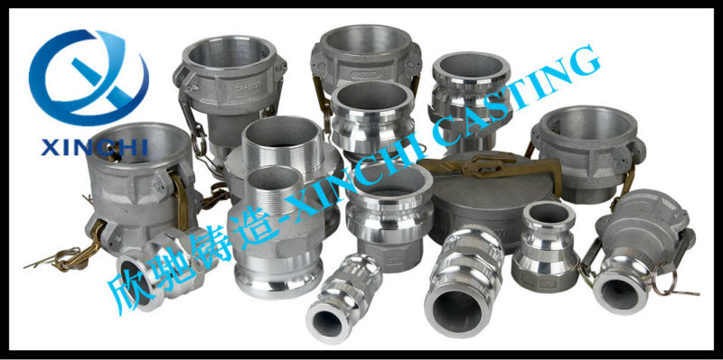 Special Camlock Coupler & Adapter