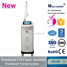 Best Quality acne laser treatment facial scar removal keloid scar treatment fractional co2 laser machine