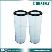 Coralfly high-efficient Auto spray booth air cleaners