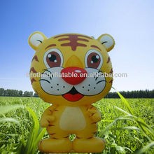 Hot Sell Customized Inflatable Tiger Model