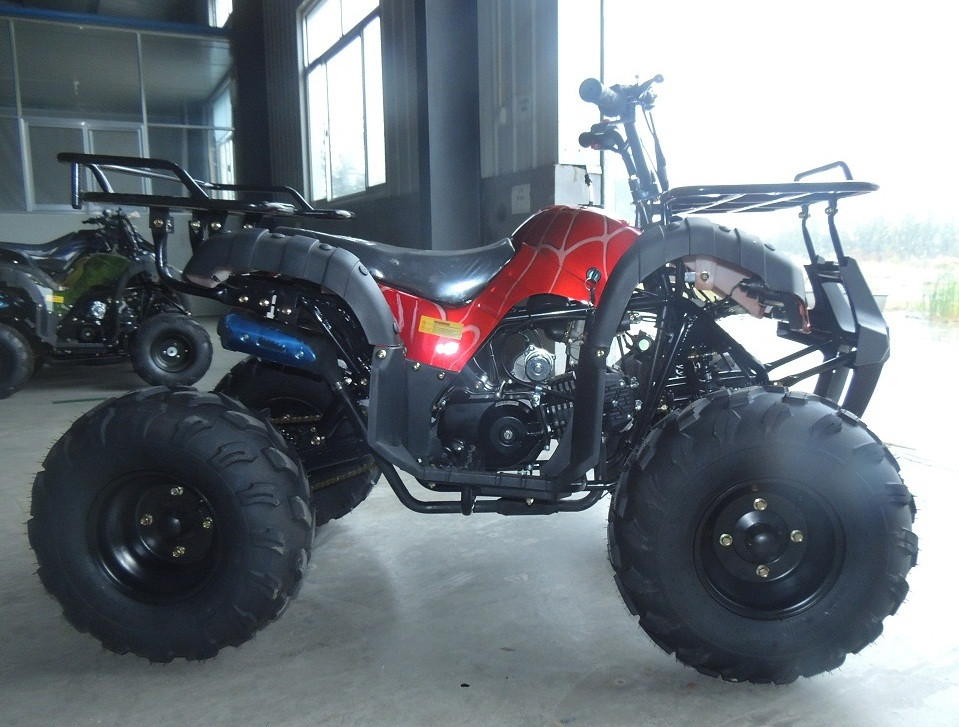 Automatic 125CC ATV with epa