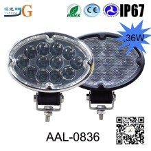 6.5Inch 36W Factory Price Aurora Offroad Led Work Light With Professional Design