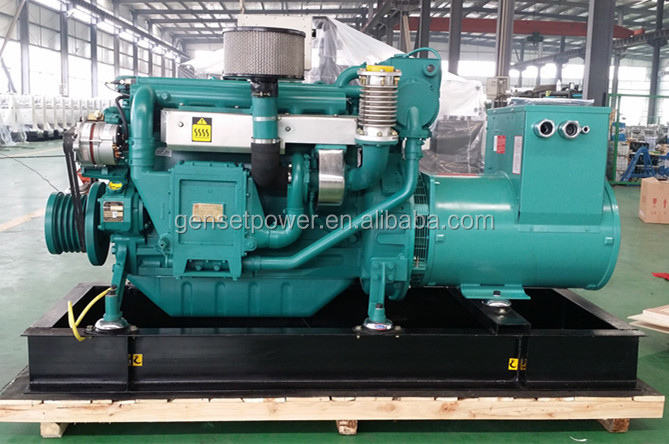 Ship Deutz engine diesel generator marine 50 kva