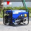 BISON China Taizhou 5KW Air-cooled Electric Generator honda 6500 portable gasoline generator for Sale