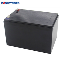 12V automobile starting power supply instead of lead-acid batteries Solar street lamp battery