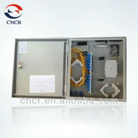 FTTH optic fiber 1*32 Wall mounted PLC splitter
