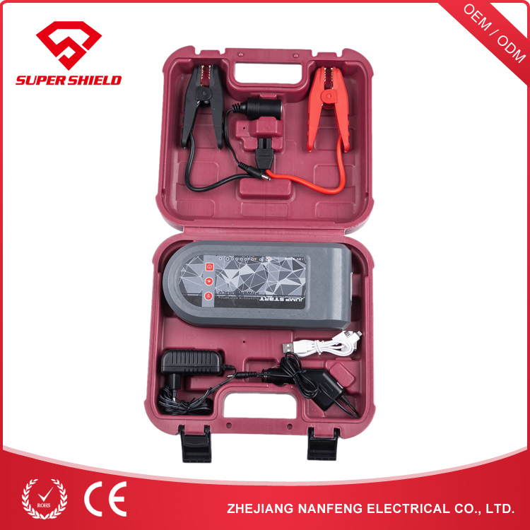 NANFENG New Products 2017 Innovative Product In Electronic Car Jump Starter