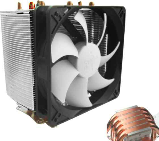 Best CPU Cooler for Intel LGA1366 with Heatsink
