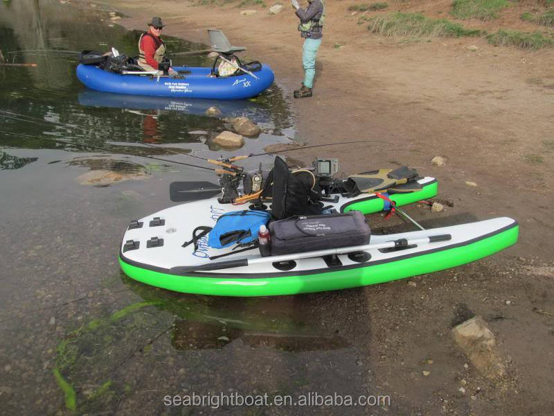 China factory high quality korean mini fly fishing boat for Inflatable fly fishing boats