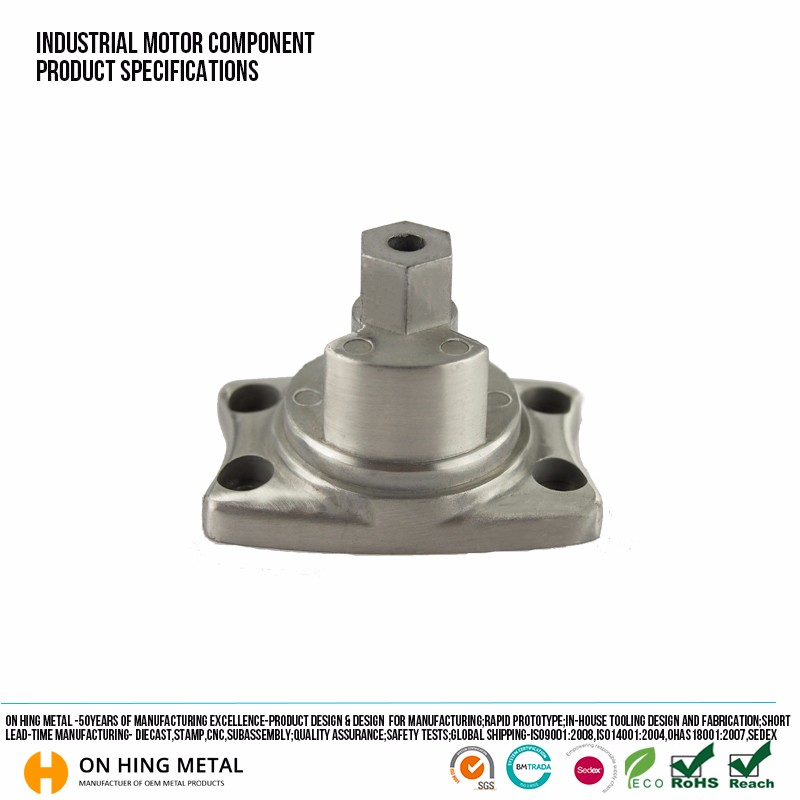 Manufacturing Die Casting Automobile Parts
