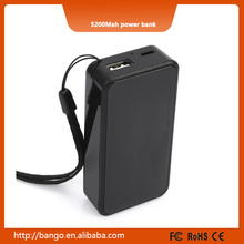 5200mah mobile phone fast charger with free samples 5200mah mobile charger