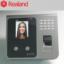 Cheap Price TCP/IP USB interface Biometric fingerprint face recognition time attendance machine