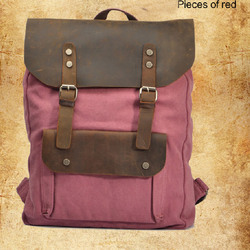 Affordable Price Latest Designs Custom-Made Canvas & Leather School Bags Philippines