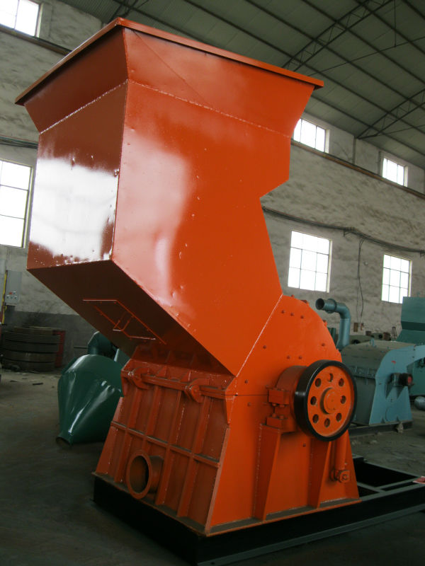 Metal Crusher