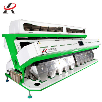 Best selling items 2018 cashew nuts color sorting machine with low price