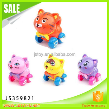 2016 new design toy cat for wholesale